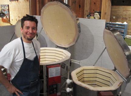 Joe Kowalczyk's Kiln Repair