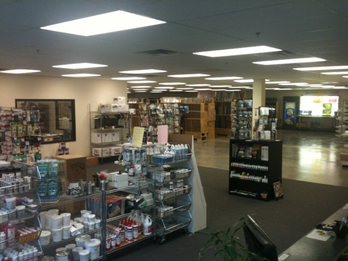 ARMSTRONG GLASS OUTLET STORE